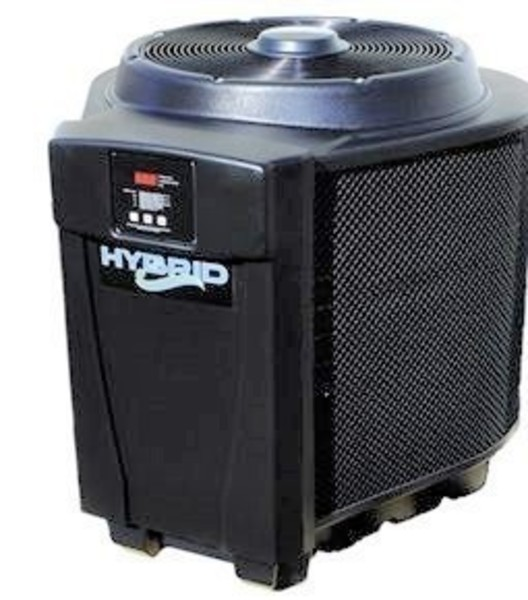 Medium tti hybrid heat pump light