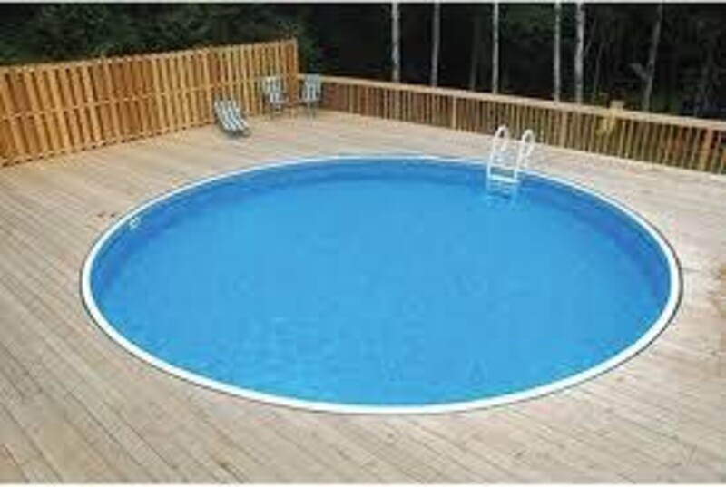 21ft Round Rockwood Pool Image