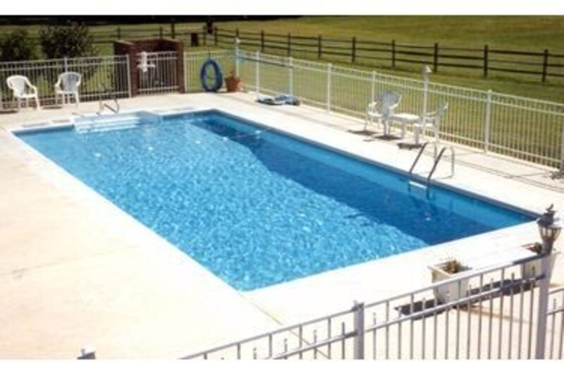In-Ground Pool 16ft by 32ft
